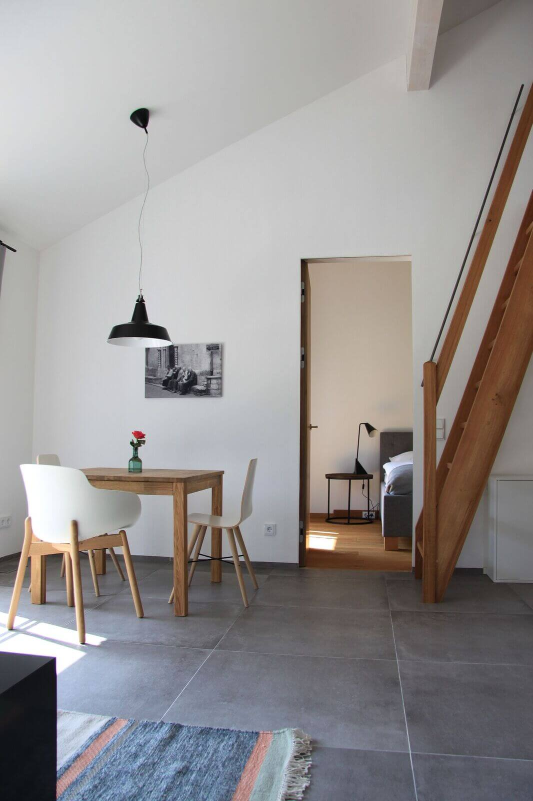 wohnung kampen ferien in aschau. Black Bedroom Furniture Sets. Home Design Ideas
